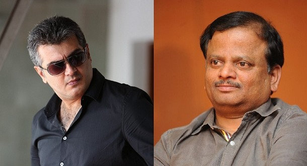 Ajith to replace Rajini in KV Anand-AGS Project?